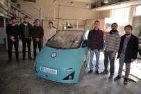 ELEKTRİKLİ OTOMOBİL - Öğrencilerin 'Anadolu'su Elektrikli Araçlara Örnek Olacak