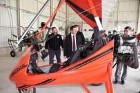 BELEDİYE MECLİS ÜYESİ - Okçuluk Ve Hava Sporları Aynı Merkezde Yapılacak