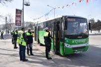 EMNIYET KEMERI - Otobüste 'Polis' Var