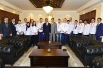 GASTRONOMİ FESTİVALİ - Özer'den Öğrencilere Teşekkür Belgesi