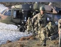 PKK - Mağaraya sıkışan teröristler öldürüldü