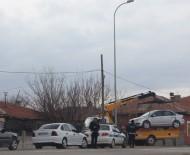 POLİS MERKEZİ - Polis Noktasından Kaçan Terör Şüphelisi Aranıyor