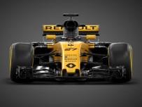 F1 - Renault Sport Formula 1 Takımı R.S.17'Yi Tanıttı