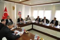 EMNİYET MÜDÜRÜ - Seçim Güvenliği Toplantısı Yapıldı