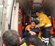 OKMEYDANı - Şişli'de Trafik Kazası Açıklaması 1 Yaralı