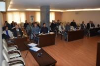 KUTLAY - Söke Narenciye Üreticileri Birliği Genel Kurulu Yapıldı
