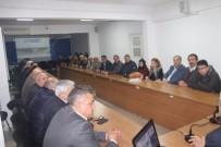 MEHMET TAHMAZOĞLU - Tahmazoğlu Siyaset Akademisinde Konuştu