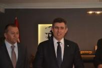 METİN FEYZİOĞLU - TBB Başkanı Feyzioğlu'ndan Lüleburgaz Ziyareti