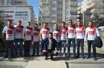 BAŞKANLIK SİSTEMİ - TGK Üyeleri, Diyarbakır Ve Batman'ı Gezdi