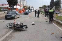HÜSEYIN YıLMAZ - Torbalı'da Trafik Kazası Açıklaması 1 Ölü