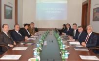 MEHMET SIYAM KESIMOĞLU - TRAKYAKA Yönetim Kurulu, Aylık Olağan Toplantısı Yapıldı
