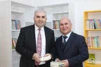 SOSYAL SORUMLULUK - UEDAŞ'tan Köy Okullarına 9'Uncu Kütüphane