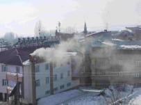 DOĞALGAZ - Varto'da Hava Kirliliği