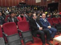 MEHMET NURİ ÇETİN - Varto'da 'İslam'da Şefkat Ve Merhamet' Konulu Seminer