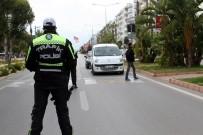 HIZ LİMİTİ - Yaya Öncelikli Caddeye Sürücülerden Destek