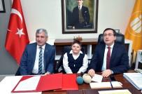 YEREL YÖNETİMLER - Yeşilyurt Belediyesi İle İnönü Üniversitesi Arasında Engellilere Yönelik İşbirliği Protokolü