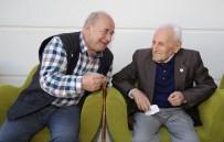 GÜREŞ - 102 Yaşındaki Huzurevi Sakininden Uzun Yaşamanın Sırrı