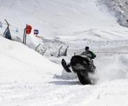 KURTARMA EKİBİ - 2 Bin 100 Rakımlı Ovit Dağı'nda Kar Ve Çığ Eğitimi