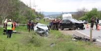 ŞERİT İHLALİ - 3 Kişinin Ölümüne Sebep Olan Sürücü, 5 Yıl Hapis Cezası Aldı