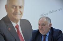 YENİ ANAYASA - AK Parti Edirne İl Başkanı Akmeşe Açıklaması 'Referandumda Hedef Yüzde 55'
