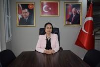 HARUN KARACAN - AK Parti Tepebaşı İlçe Kadın Kolları Başkanı Neşe Karademir;