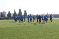 FATIH ÖZTÜRK - Akhisar Belediyespor, Antalyaspor Maçı Hazırlıklarını Sürdürdü