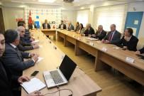 AYKUT PEKMEZ - Aksaray'da Çalışma Hayatında Milli Seferberlik İlan Edildi