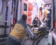 KALP MASAJI - Almanya Uçağı Çanakkale'ye Acil İniş Yaptı
