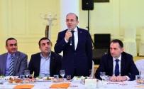 AK PARTİ İL BAŞKAN YARDIMCISI - Amatör Spor Kulüpleri Toplantısı Yapıldı