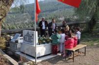 UZMAN ÇAVUŞ - Ana Sınıfı Öğrencilerinden Şehit Ailesine Ziyaret