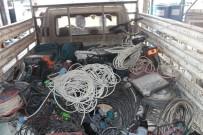 POLİS MERKEZİ - Antalya'da Hırsızlık Malı Satın Alan 3 Kişi Yakalandı