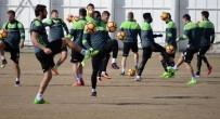 KAYACıK - Atiker Konyaspor, Trabzonspor Hazırlıklarını Sürdürüyor