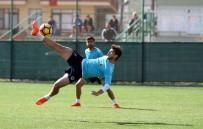 ALI ŞANLı - Aytemiz Alanyaspor, Adanaspor Maçı Hazırlıklarını Sürdürüyor