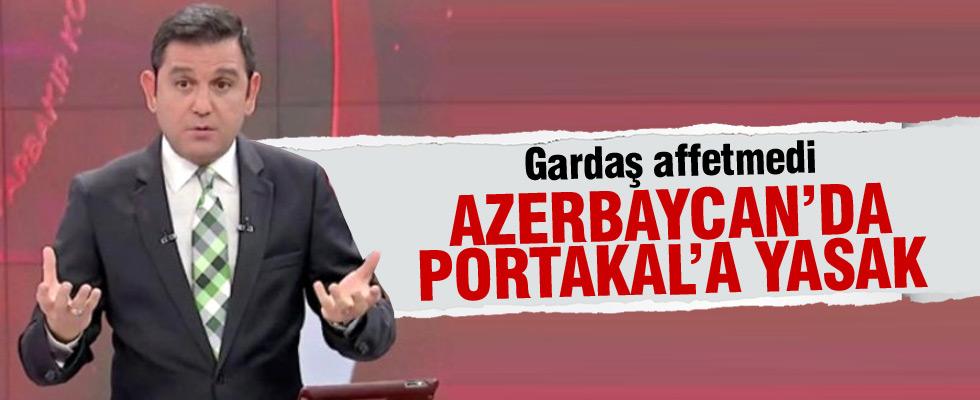 Portakal'ın açıklamaları Azerbayacan'ı kızdırdı