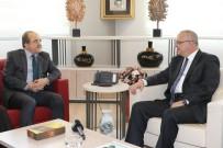 MILLI SAVUNMA BAKANLıĞı - Bakan Yardımcısından MHP'li Başkana Ziyaret
