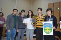 ORÇUN - Başak Koleji Satrançta İl Şampiyonu Oldu