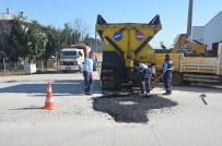 FAKÜLTE - Başiskele Belediyesi Yol Bakım Çalışmalarına Devam Ediyor