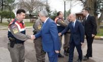 HÜSEYIN CAN - Başkan Baran'dan Mehmetçiğe 'Hayırlı Teskereler' Paketi