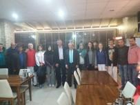 VEZIRHAN - Başkan Duymuş, Başarılı Sporcuları İle Buluştu