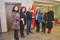 MEHMED ALI SARAOĞLU - Başkan Mehmed Ali Saraoğlu'ndan Güçlü Kadınlar Derneğine Destek