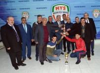 GÜREŞ - Başkan Polat Başarılı Sporcularla Bir Araya Geldi