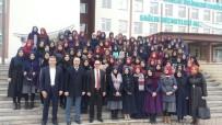 AHMET ÖZKAN - Bayburt İmam Hatip Lisesi Öğrencilerinden Bayburt Üniversitesi'ne Ziyaret