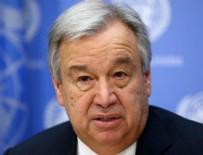 BIRLEŞMIŞ MILLETLER - BM'den Cenevre mesajı: Savaşı bitirin