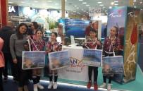 ROMANYA - Bükreş Turizm Fuarı'nda Alanya Tanıtıldı