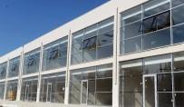 AKARYAKIT İSTASYONU - Büyükşehir'in 11 Milyon TL'lik Yeni Makine Ve İkmal Hizmet Binası İnşaatını Tamamladı