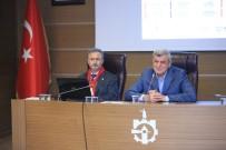 DOĞAN EROL - Büyükşehir Personeli, Kızılay'a Kan Bağışında Bulunuyor