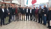 ESNAF ODASı BAŞKANı - Çakır, Katlı Otoparkın Yıkımının Durdurulduğunu Müjdeledi