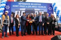 CUMHURİYET HALK PARTİSİ - Çerçioğlu; 'Nazilli'ye İki Buçuk Yılda 23 Milyonluk Yatırım Yaptık'