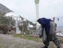 Cezası Cami Nöbeti Açıklaması Bastonu Silah Sayıldı