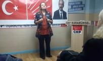 İKTIDAR - CHP'li Milletvekili Hürriyet Açıklaması 'Herkes Ülkenin Geleceğine Oy Verecek'
